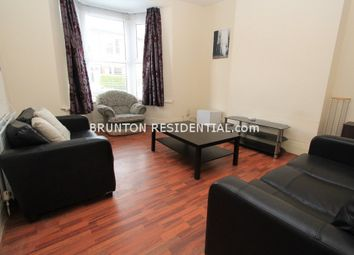 Thumbnail 5 bedroom terraced house to rent in Warton Terrace, Heaton