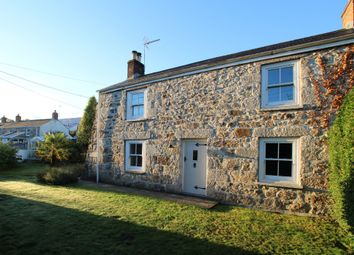 Thumbnail 4 bed cottage for sale in Victoria Place, Ponsanooth, Truro