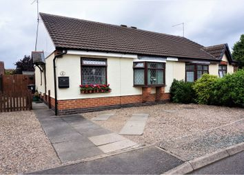 Thumbnail 2 bedroom bungalow for sale in Whitcroft Close, Markfield