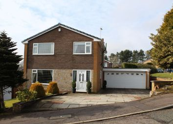 Thumbnail 4 bed detached house for sale in Heald Drive, Shawclough, Rochdale