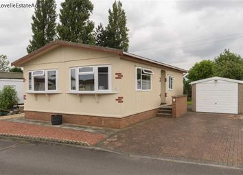 Thumbnail 2 bed mobile/park home for sale in Main Avenue, Charnwood Park Estate, Scunthorpe