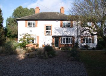 Thumbnail 5 bed detached house for sale in Theberton, Leiston