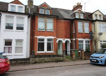 Thumbnail 4 bed terraced house for sale in York Road, Aldershot, Hampshire