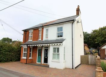 Thumbnail 3 bed semi-detached house for sale in Frimley Road, Ash Vale, Aldershot