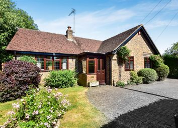 Thumbnail 3 bed bungalow for sale in Silkmore Lane, West Horsley, Leatherhead
