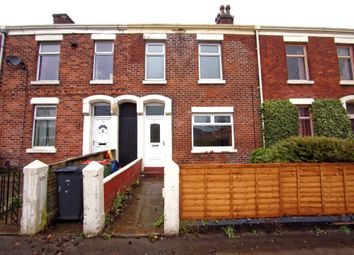 Thumbnail 3 bedroom terraced house to rent in New Hall Lane, Preston