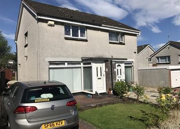 Thumbnail 2 bedroom semi-detached house for sale in Davidston Place, Lenzie, Glasgow
