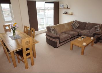 Thumbnail 1 bed flat for sale in 61 Watkin Road, Leicester