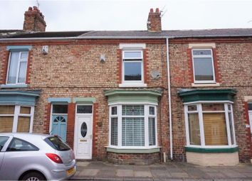 Thumbnail 2 bed terraced house for sale in Stanley Street, Norton