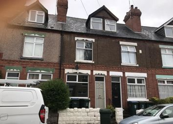 Thumbnail 3 bed town house for sale in Collingwood Road, Earlsdon, Coventry