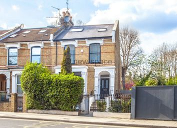 Thumbnail 2 bed flat to rent in Laura Terrace, Brownswood Road, Finsbury Park