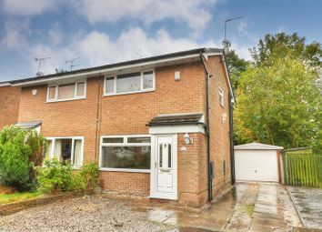 Thumbnail 2 bed semi-detached house for sale in Betony Close, Shawclough, Rochdale