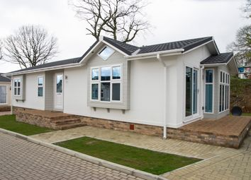 Thumbnail 2 bed mobile/park home for sale in Rother Valley Leisure Village, Northiam