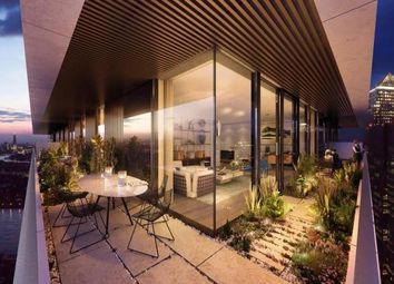 Thumbnail 1 bedroom flat for sale in March Wall, Wardian London, Design Cube At Ballymore