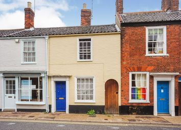 Thumbnail 1 bed terraced house for sale in Lower Olland Street, Bungay
