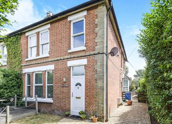 Thumbnail 2 bed flat for sale in Portsmouth Road, Southampton
