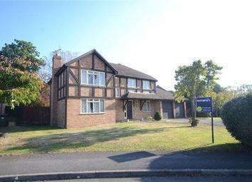 Thumbnail 4 bed detached house for sale in Grangely Close, Calcot, Reading