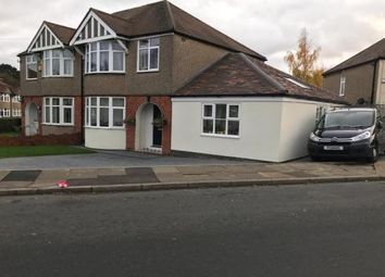 Thumbnail 3 bed detached house to rent in Birchfield Road East, Northampton