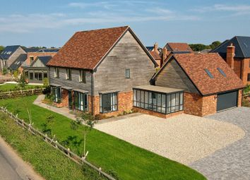 Thumbnail 5 bed detached house for sale in Hammill Road, Woodnesborough, Sandwich