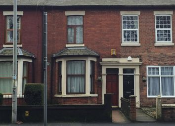 Thumbnail 2 bedroom terraced house to rent in New Hall Lane, Preston