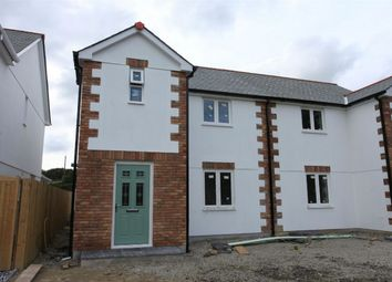Thumbnail 3 bed semi-detached house for sale in Wheal Rose, Roche Road, Bugle, Cornwall