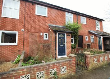 Thumbnail 2 bed terraced house to rent in Harwood Road, Old Lakenham, Norwich