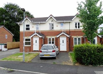 Thumbnail 2 bed semi-detached house to rent in Oxbow Way, Whitefield, Manchester