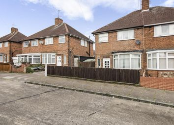Thumbnail 3 bedroom semi-detached house for sale in Welbeck Avenue, Leicester