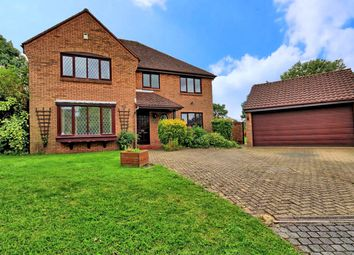 Thumbnail 5 bed detached house for sale in The Granary, Roydon, Harlow