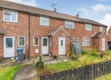Thumbnail 3 bed terraced house for sale in Hilton Green, Brompton, Northallerton