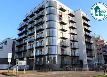 Thumbnail 1 bed flat for sale in Harefield Road, Uxbridge