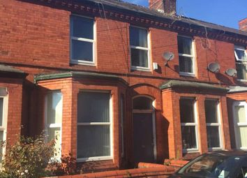 Thumbnail 5 bed town house to rent in Borrowdale Road, Liverpool
