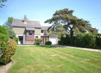 Thumbnail 4 bed detached house for sale in Chalkdock Lane, Itchenor