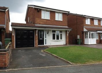 3 bed detached house for sale in Hawkswell Drive, Willenhall, West Midlands WV13