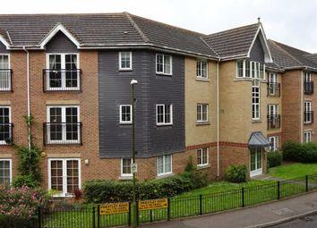 Thumbnail 2 bedroom flat for sale in Priestley Road, Stevenage, Herts