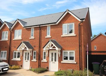 Thumbnail 2 bed end terrace house for sale in Westbrook Drive, Folkestone