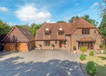 Thumbnail 5 bedroom detached house for sale in Durfold Wood, Plaistow, Billingshurst, West Sussex