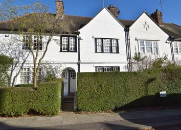 Thumbnail 2 bed cottage for sale in Willifield Way, Hampstead Garden Suburb, London