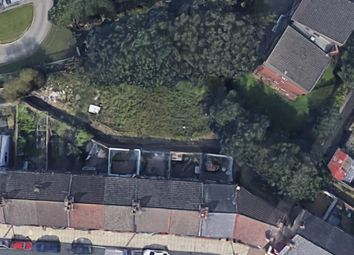 Thumbnail Land for sale in Raffles Road, Birkenhead