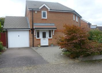 Thumbnail 3 bed property to rent in The Oval, Oldbrook, Milton Keynes