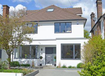 Thumbnail 5 bed detached house for sale in Trowlock Avenue, Teddington
