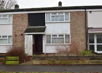 Thumbnail 2 bed terraced house for sale in Archer Road, Stevenage, Hertfordshire