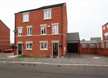 Thumbnail 5 bedroom semi-detached house for sale in Locke Drive, Sheffield