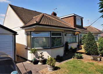 Thumbnail 3 bed semi-detached bungalow for sale in Willow Walk, Hockley