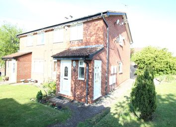 Thumbnail 2 bedroom flat to rent in Holbein Close, Bedworth