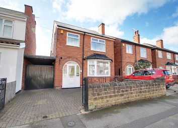 Thumbnail 3 bed detached house for sale in Broomhill Road, Highbury Vale, Nottingham