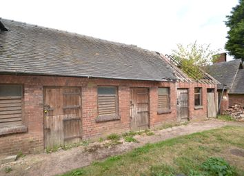Thumbnail 3 bed barn conversion for sale in Wellington Road, Lilleshall, Newport