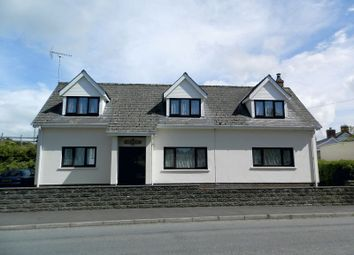 Thumbnail 4 bedroom detached house for sale in Penparc, Cardigan