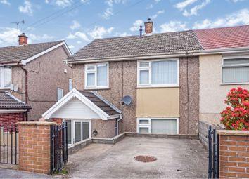 3 bed semi-detached house for sale in Caernarvon Way, Bonymaen SA1