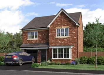 "4 bed detached house for sale in ""Tressell"" at Coppull Enterprise Centre, Mill Lane, Coppull, Chorley PR7"